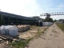 Открытая грузовая площадка для переработки универсальных грузов